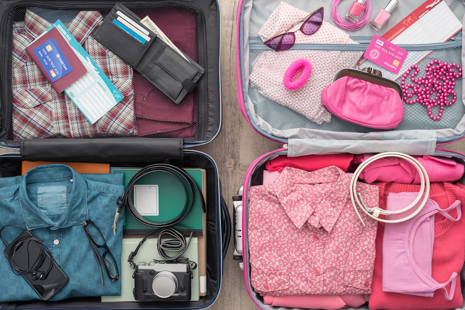 Space-Saving Suitcase Packing Tips